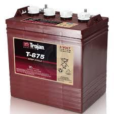 Trojan T-875 – 170Ah,8V solar battery