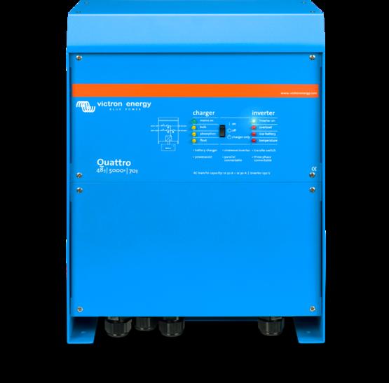 Victron Quattro 48/10000/140 10kVA inverter