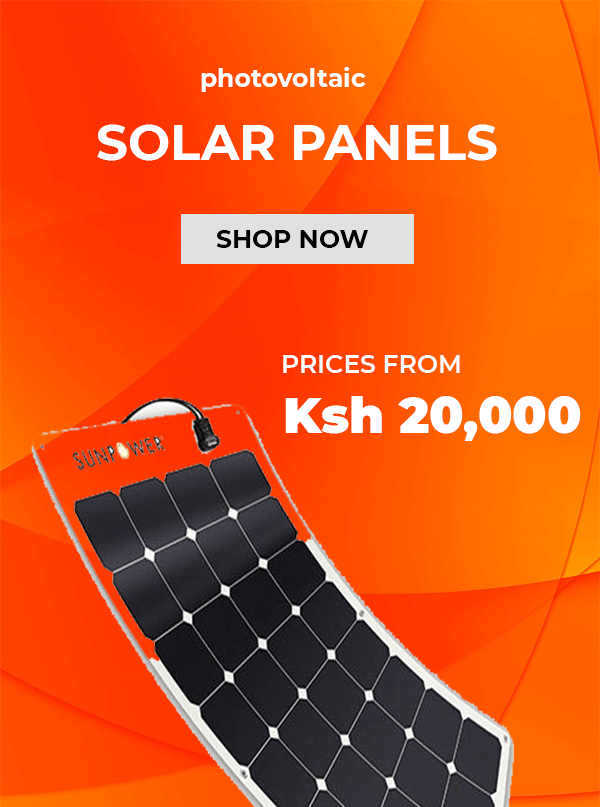 Solar Shop Best Prices On Solar Products In Nairobi