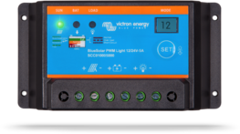 Victron BlueSolar PWM- Light Charge contoller 12/24 20A