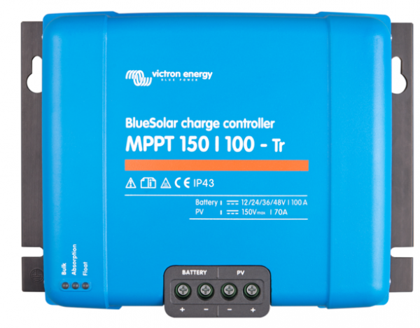 BlueSolar MPPT Charge Controller 150/35 12 / 24 / 36 / 48 Volt