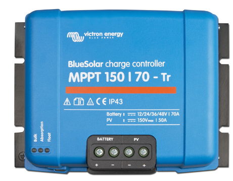 BlueSolar MPPT 150/70-Tr Charge Controller