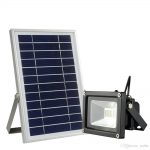 100 watts Integrated Solar Floodlight