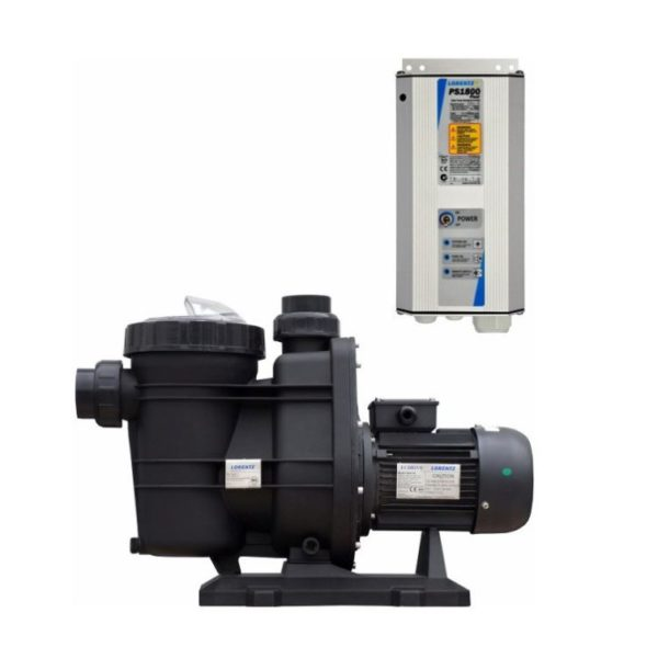 LORENTZ PS1800 CS-37-1 Solar Surface Pump System