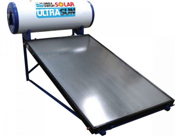 UltraSun Premium 150L direct Solar Hot Water System