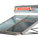 300 Liters Megasun direct Flat Plate Collector